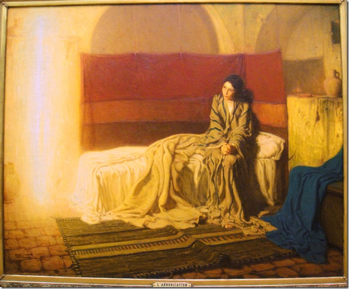 Poem And Image On The Annunciation Daily Prayers And