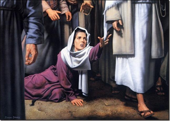 jesushealsthebleedingwoman