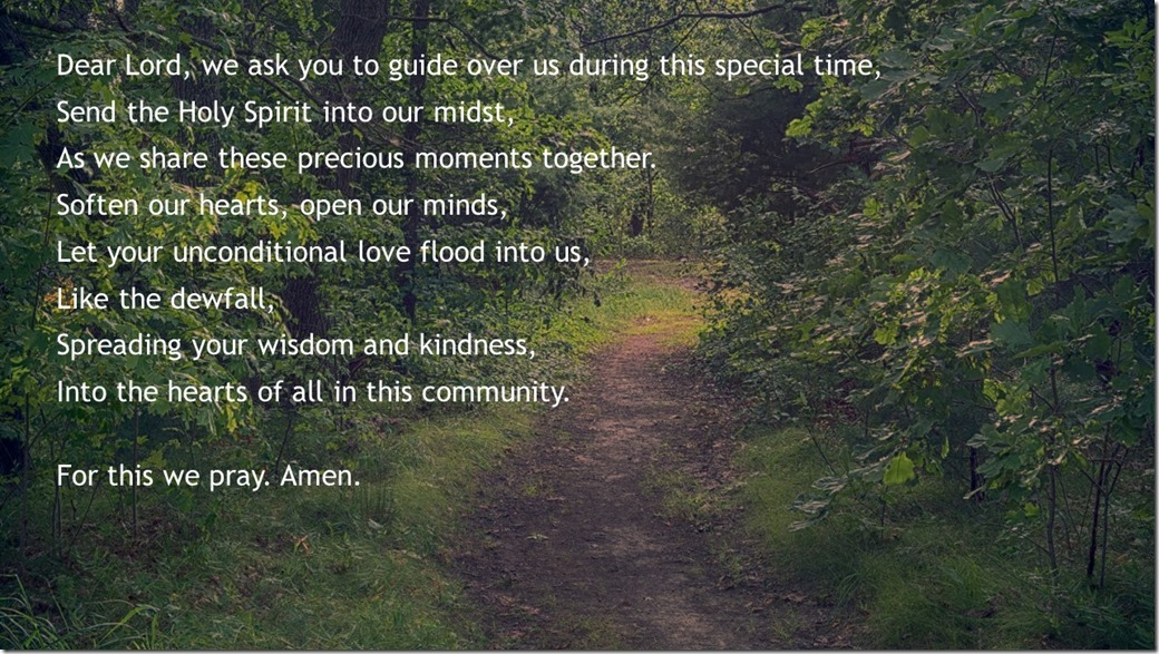 A Small Community Prayer_thumb[1]