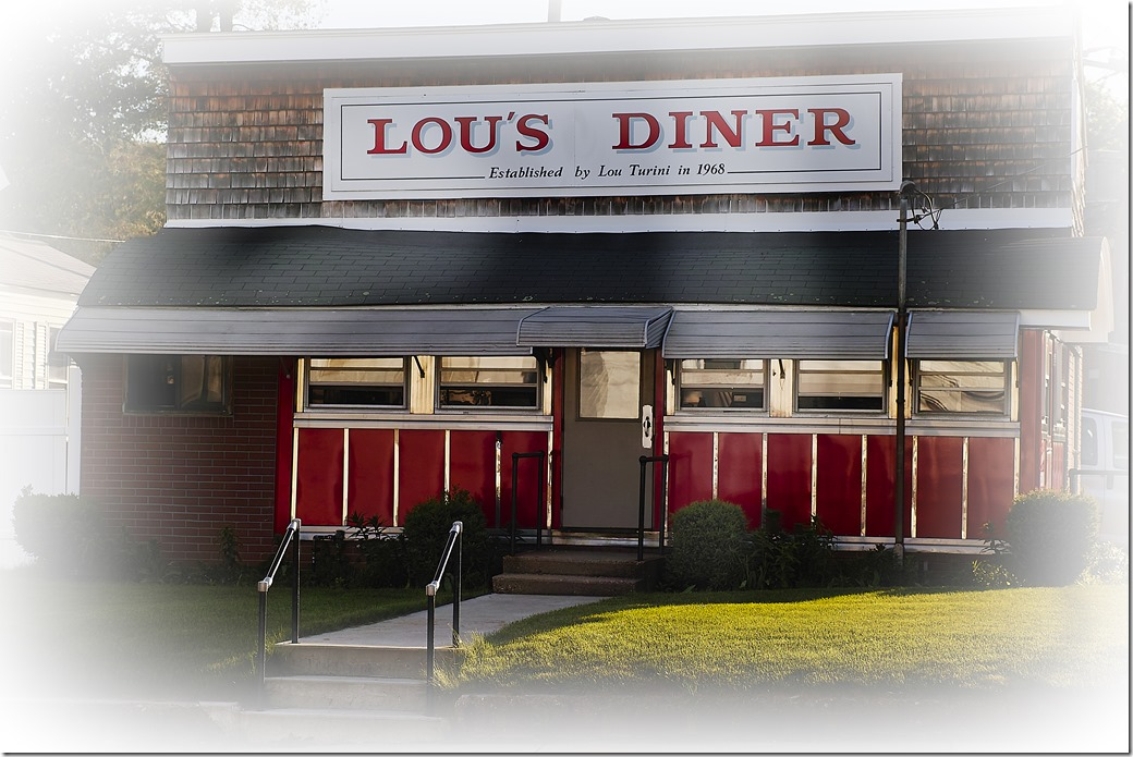Lous Diner SDQH1007