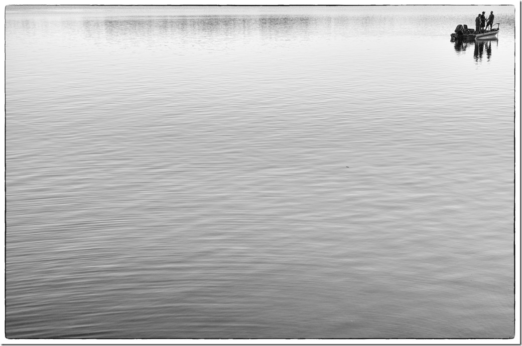 Fishing with Friends bw L1021452-3