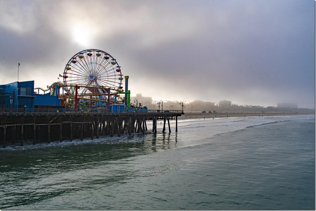 Santa Monica Pier DSC01110