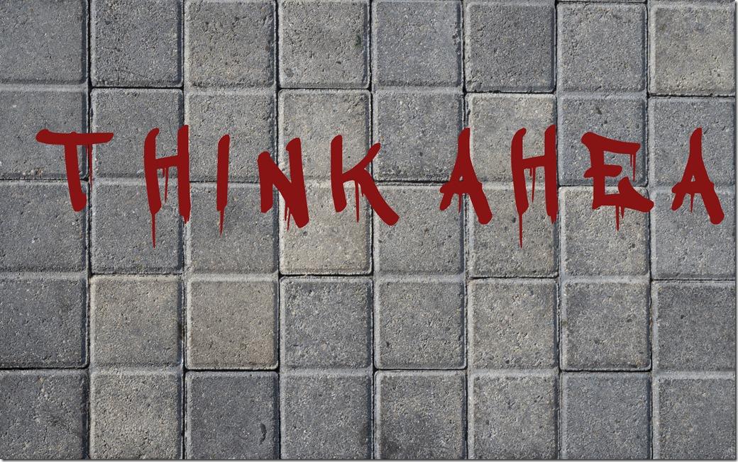 Think Ahead L2240265